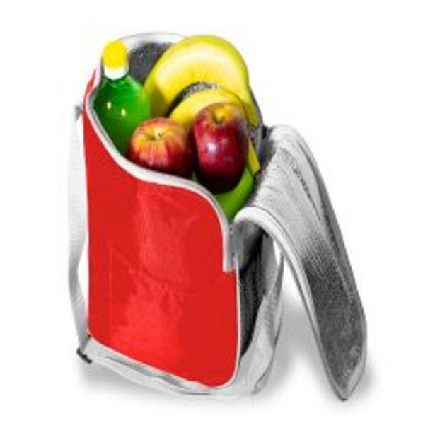 Oferta de Lunchera cooler bag 7 litros Roja T361 por $999