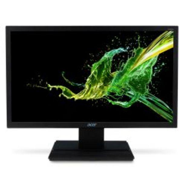 "Oferta de Monitor Acer HD 19,5"" V206HQL - HDMI por $14499"