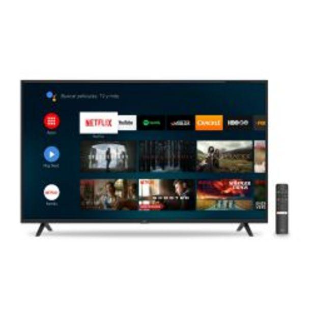 """Oferta de Smart TV HD 32"""" RCA XC32SM por $24499"""