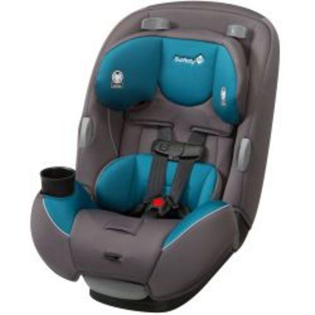 Oferta de Butaca Safety 1ST Continuum Negro y Verde por $27999