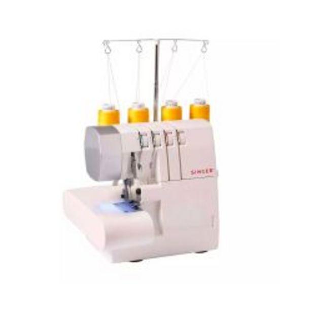 Oferta de Máquina de coser Singer 14SH754 Overlock por $63999