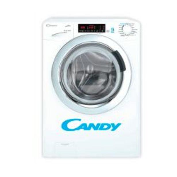 Oferta de Lavasecarropas Candy Carga Frontal 8Kg 6Kg 1200 RPM GVSW286 por $69999