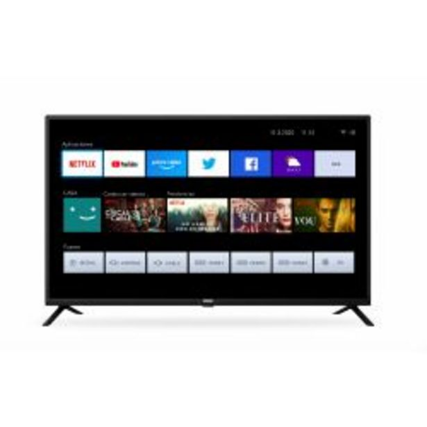 "Oferta de Smart TV 43"" Full HD RCA XF43SM por $36999"