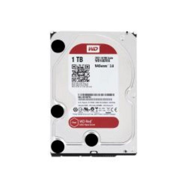 Oferta de Disco Rigido 1TB Western Digital Red Nas por $11820