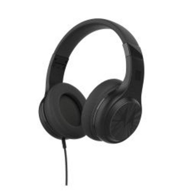 Oferta de Auriculares Vincha Motorola Pulse 120 Negro por $1799