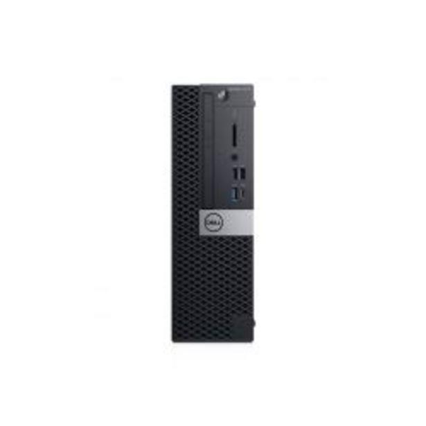 Oferta de PC Dell Core i7-9700 8GB 1TB Optiplex 7070 por $185540