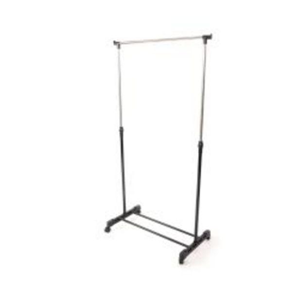 Oferta de Perchero Barral Simple Movible con Altura Regulable por $2740,45
