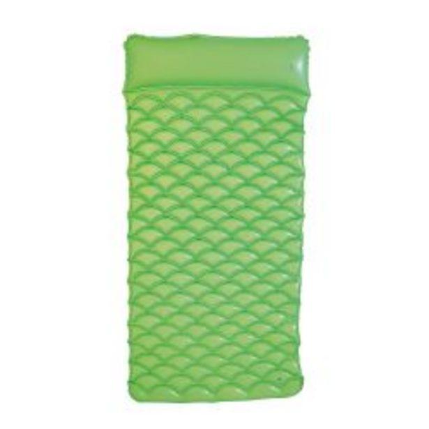 Oferta de Colchoneta Inflable Bestway Fashion Verde por $1199