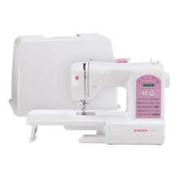 Oferta de Maquina de coser Singer Starlet 6699 por $54999
