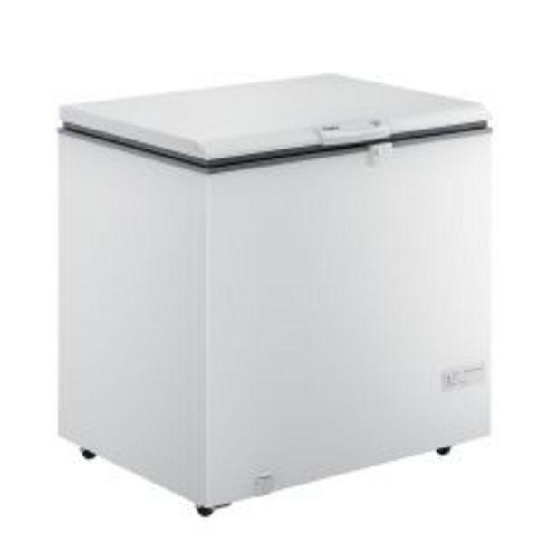 Oferta de Freezer Whirlpool WHA31D1 311Lt por $61999