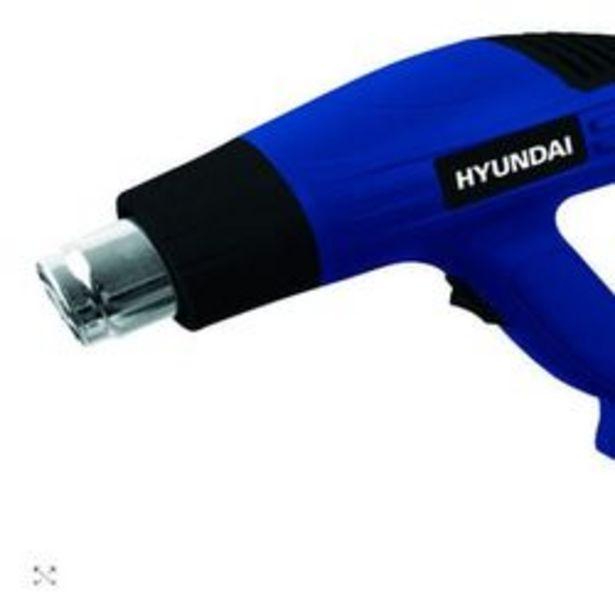 Oferta de Pistola de Calor Hyundai HYHG02 2.000 W. por $4499