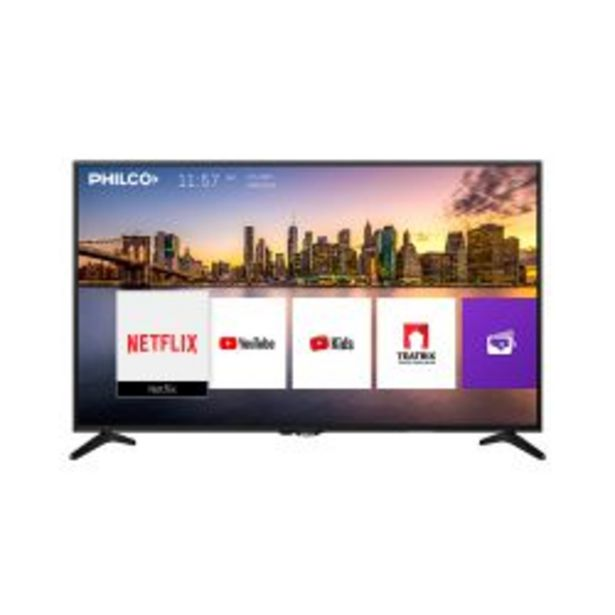 "Oferta de Smart TV 4K 50"" Philco PLD50U59A1 por $44999"