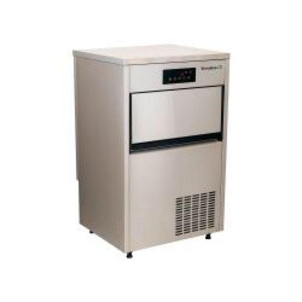 Oferta de Fabricadora de Hielo Comercial Turboblender TB FHC60 60 KG por $149999