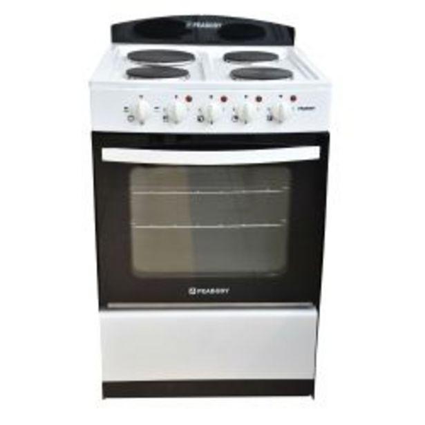 Oferta de Cocina Eléctrica Peabody Blanca 56cm por $43999