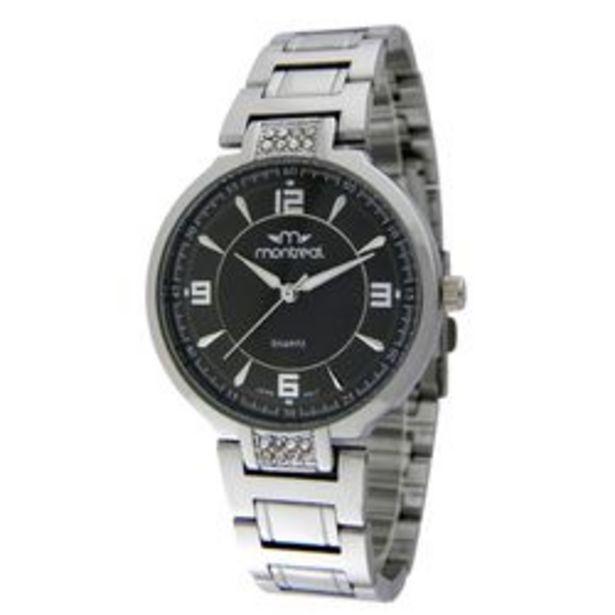 Oferta de Reloj Montreal Dama Strass por $2955,4
