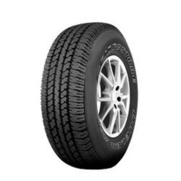 Oferta de Neumatico bridgestone 265/65 R17 112T (HT684) por $20999