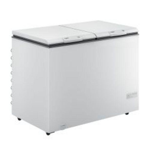 Oferta de Freezer Horizontal Whirlpool WHB42D1 414 por $71299