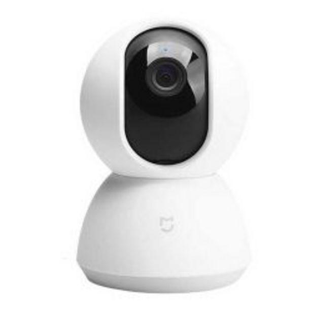 Oferta de Camara IP Xiaomi Mi Home Seguridad 1080p Usb por $8350