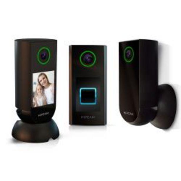 Oferta de Set de Camaras de Seguridad Hipcam Pack Pro 1 por $31499