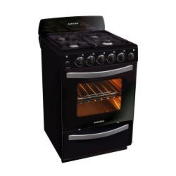 Oferta de Cocina Aurora Argenta LEN.3 56cm por $32799