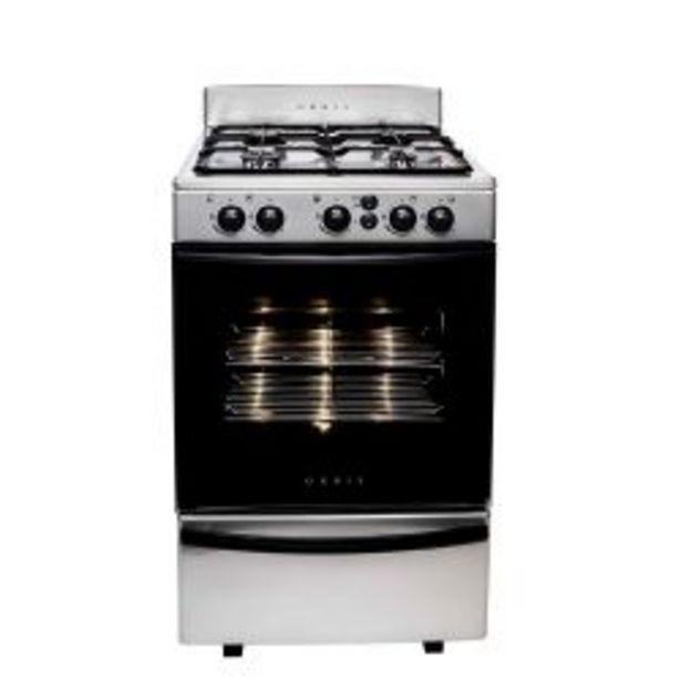 Oferta de Cocina Multigas Orbis 858AC3 Acero por $41999