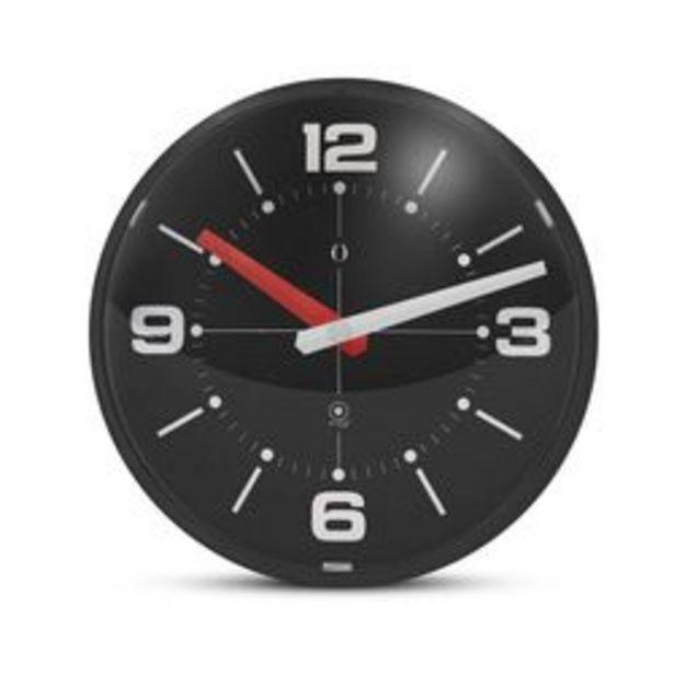 Oferta de Reloj de Pared Semi Esfera Gato Negro por $3619
