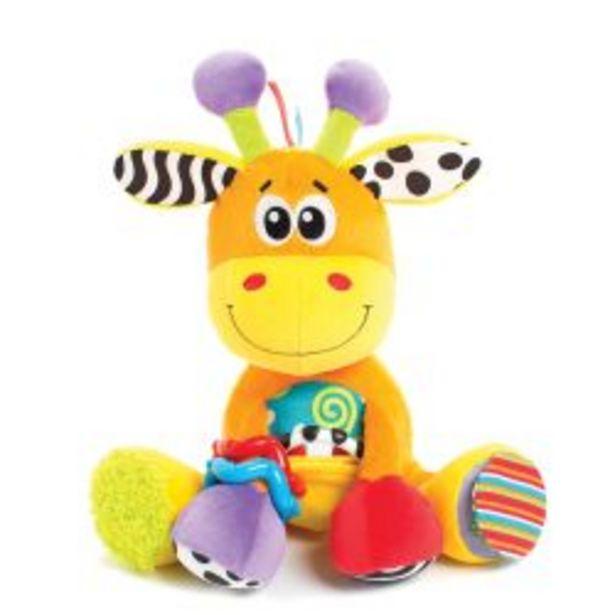Oferta de Juguete didáctico Playgro Discovery Friend Giraffe por $3269