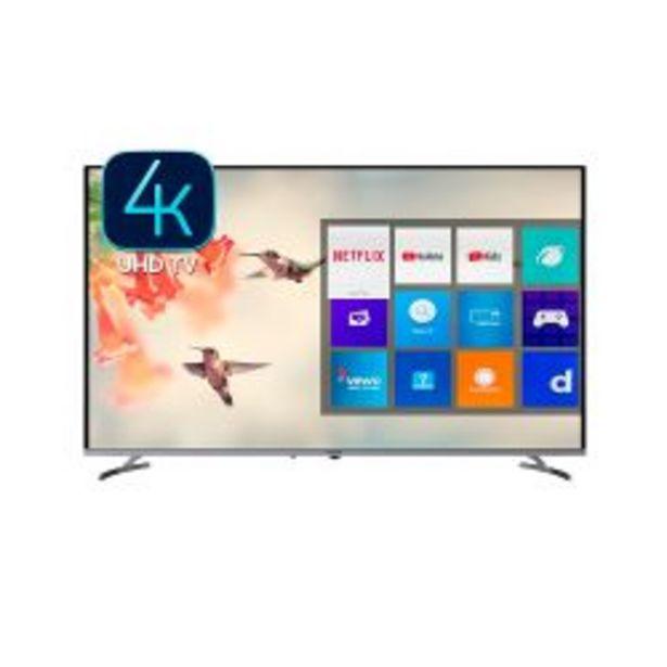 """Oferta de Smart TV 4K UHD 55"""" Admiral AD55Q22 por $44999"""
