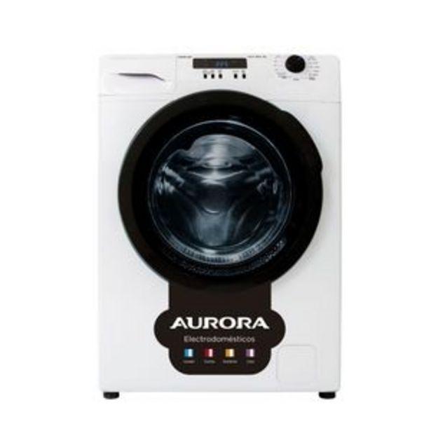 Oferta de Lavarropas Carga Frontal Aurora 6 Kg 600 RPM 6506 por $53999