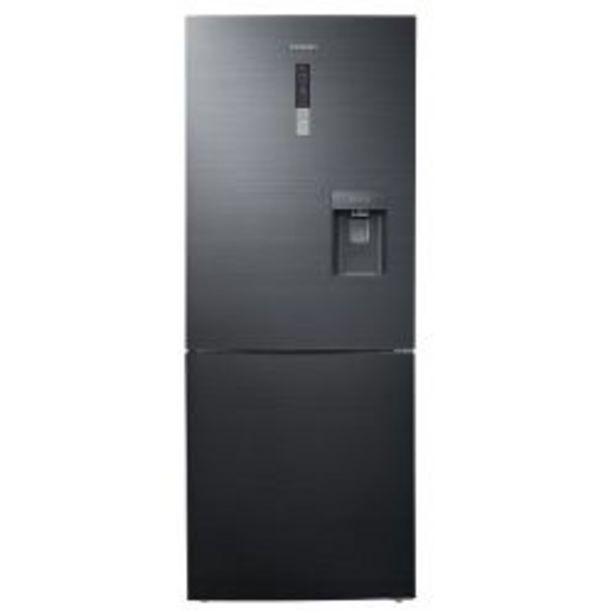 Oferta de Heladera No Frost Inverter Samsung RL4363SBABS 471Lt por $179999