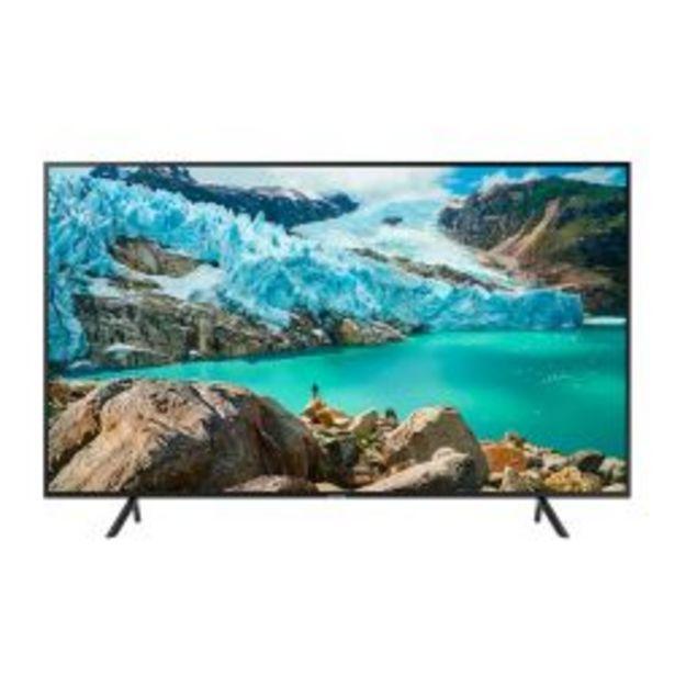 "Oferta de Smart TV 4K UHD Samsung 43"" UN43RU7100 por $47999"