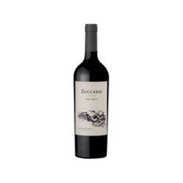 Oferta de Vino Tinto Zuccardi Serie A Malbec 750 x 6 por $2999