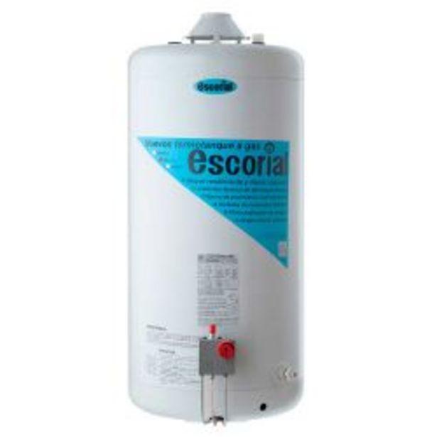 Oferta de Termotanque a Gas Escorial 80Lt por $17999