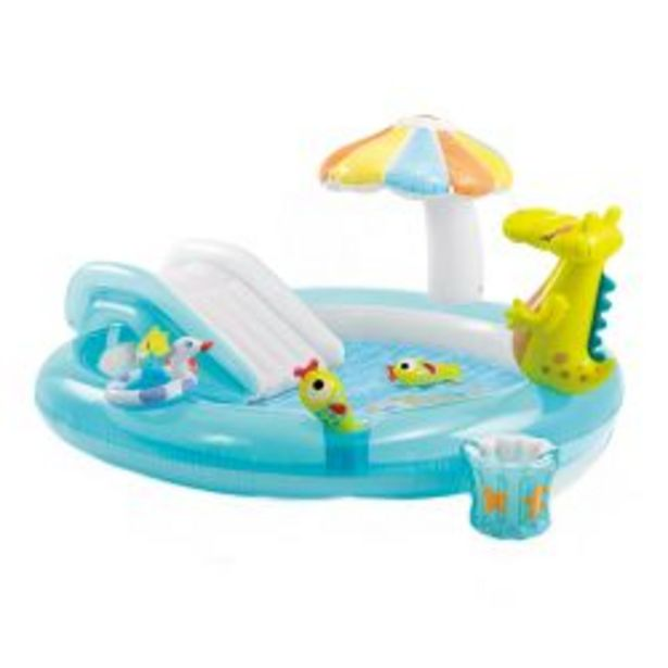 Oferta de Pileta Gator Playcenter Inflable Intex por $12121