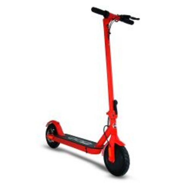 Oferta de Monopatín Eléctrico Plegable Fiat 500 F10 Rojo por $109999