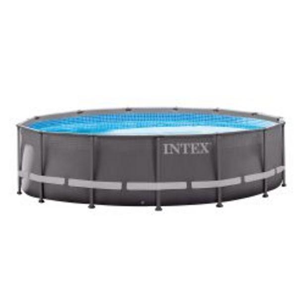 Oferta de Pileta Estructural Ultra Frame Intex 12706 lts por $105730