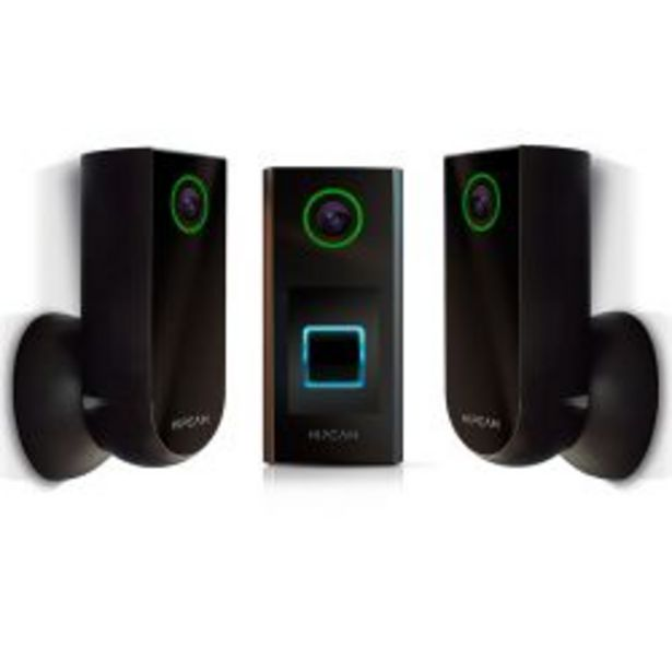 Oferta de Set de Camaras de Seguridad Hipcam Pack Pro 2 por $30599