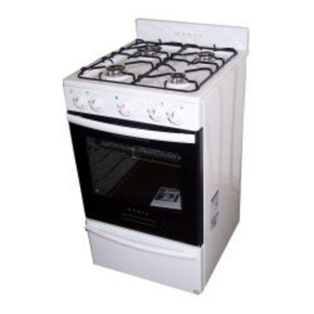 Oferta de Cocina Orbis 538BC2 Blanca 50 CM por $31699