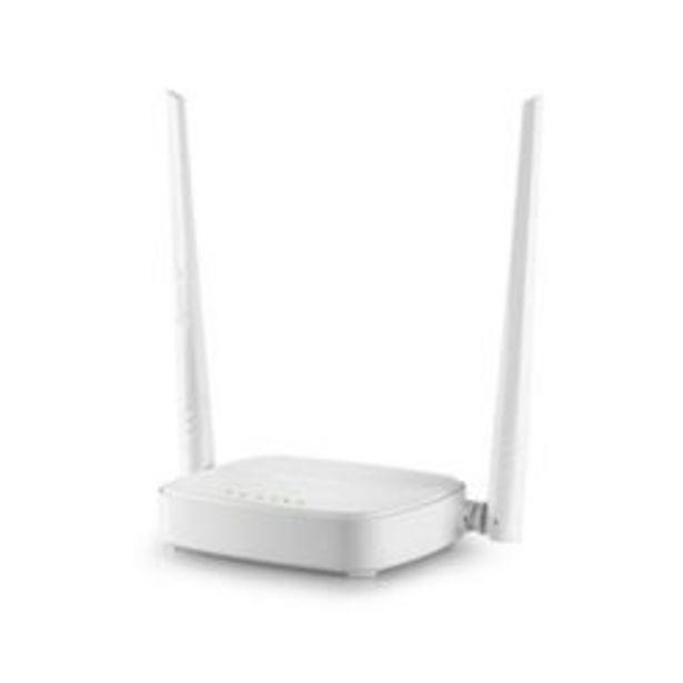 Oferta de Router Tenda N301 300MBPS 2.4GHZ por $1899