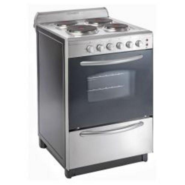 Oferta de Cocina Eléctrica Domec CEXG 56cm por $63999