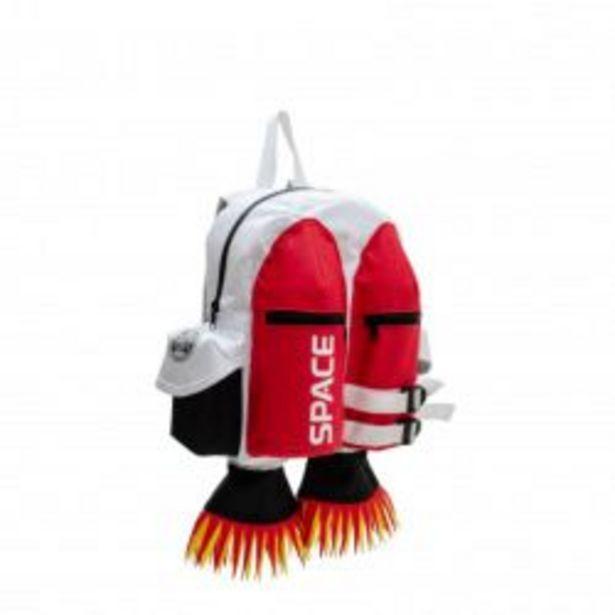 """Oferta de Mochila Cohete Espacial 12"""" Love 8433 por $2209"""