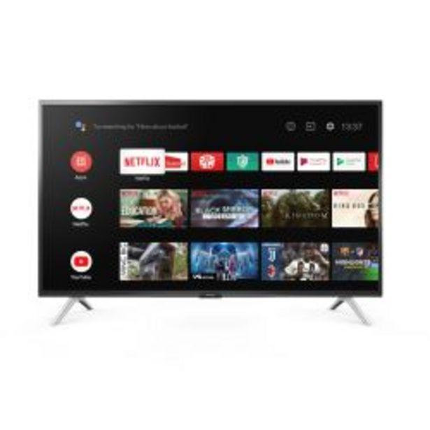 "Oferta de Smart TV 32"" HD Hitachi CDH-LE32SMART17 por $24999"