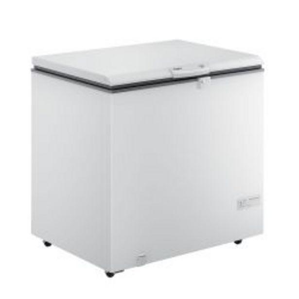 Oferta de Freezer Whirlpool WHA31D1 309 Lt por $59099