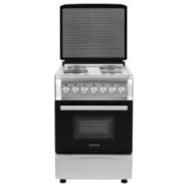 Oferta de Cocina Eléctrica Domec CEF6 57cm por $75999