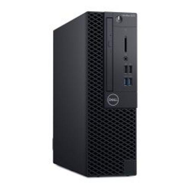 Oferta de PC de Escritorio Dell Core i5 4GB 1TB Optiplex 3070 por $124693