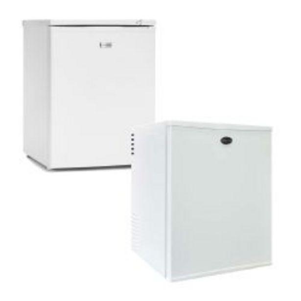 Oferta de Combo Vondom  Freezer FR55 BLANCO 85 Lts + Frigobar RFG48B 48 Lt por $77430