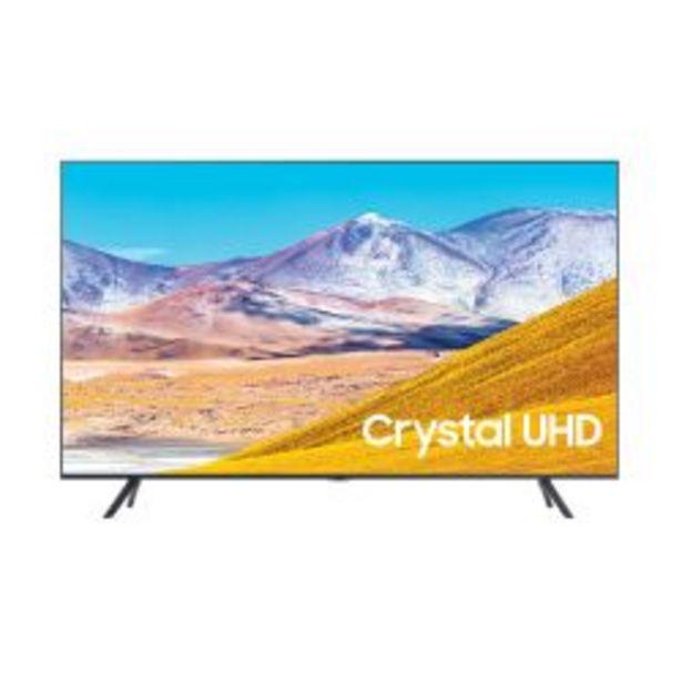 "Oferta de Smart TV 4K UHD Samsung 75"" UN75TU8000GCZB por $199999"