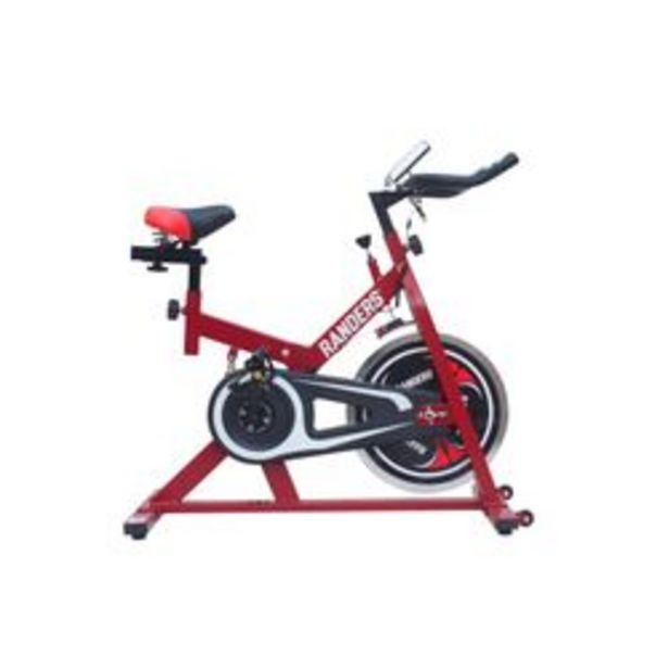 Oferta de Bicicleta de Spinning con Banda Elástica Randers ARG-870SP-R por $69999
