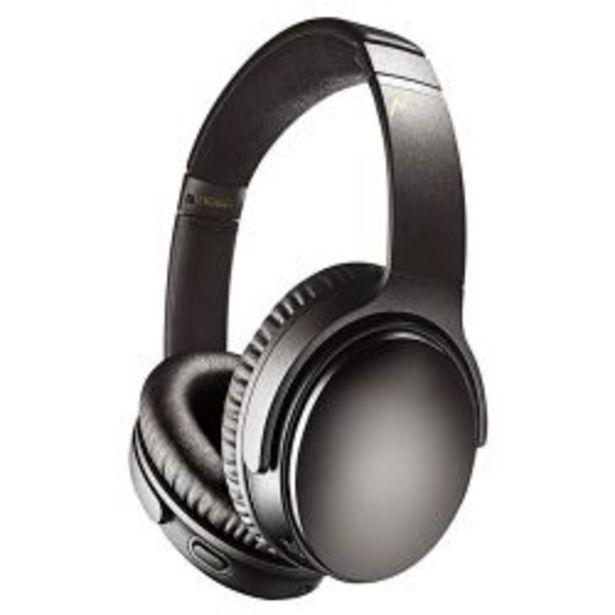 Oferta de Auriculares Noganet Aris Wireleess Bluetooth NG-A40BT por $5999