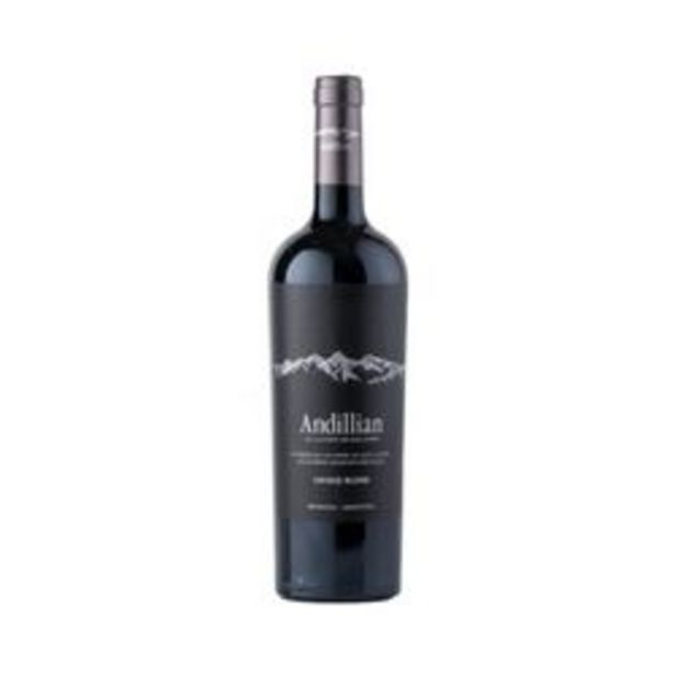 Oferta de Vino Andillian Unique Blend 750 ml x 6 por $4750